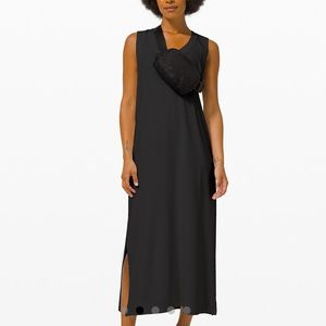 lululemon on the move all yours tank maxi dress